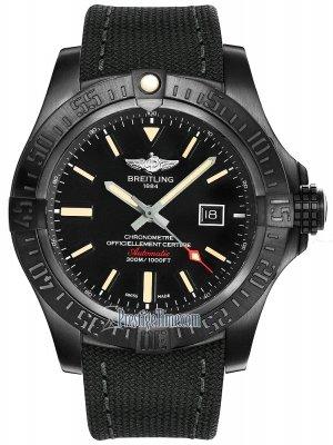Breitling Avenger Blackbird 48 v1731010/bd12-1ft