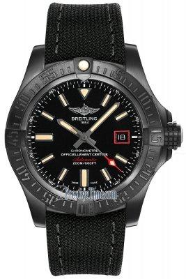Breitling Avenger Blackbird 44 v17311101b1w1