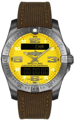 Breitling Aerospace Evo Night Mission v793637s/i522/108w