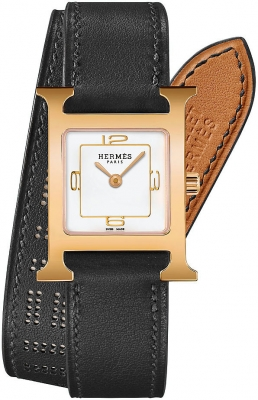 Hermes H Hour Quartz 21mm 049199ww00