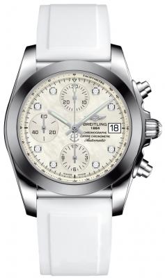 Breitling Chronomat 38 w1331012/a776/147s