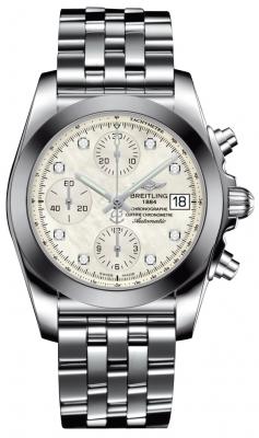 Breitling Chronomat 38 w1331012/a776/385a