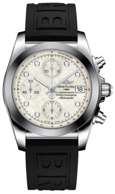 Breitling Chronomat 38 w1331012/a776/150s