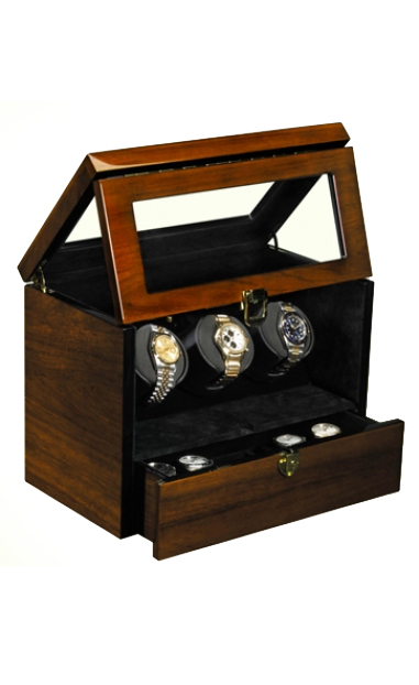 Orbita Watch Winders & Cases w13831 Monaco 3 Watches