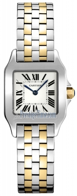 Cartier Santos Demoiselle - Small w25066z6