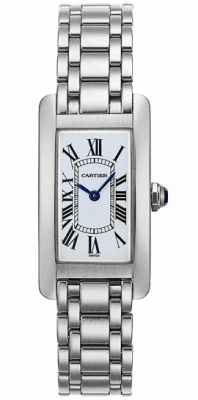 Cartier Tank Americaine Small w26019L1