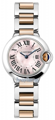 Cartier Ballon Bleu 28mm w2bb0009