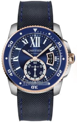 Cartier Calibre de Cartier Diver w2ca0008
