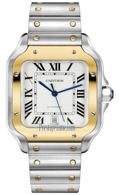 Cartier Santos De Cartier Large w2sa0006
