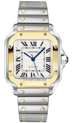 Cartier Santos De Cartier Medium w2sa0007