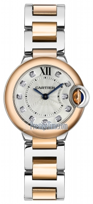 Cartier Ballon Bleu 28mm w3bb0005