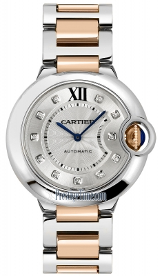 Cartier Ballon Bleu 36mm w3bb0018