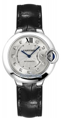 Cartier Ballon Bleu 33mm w4bb0009