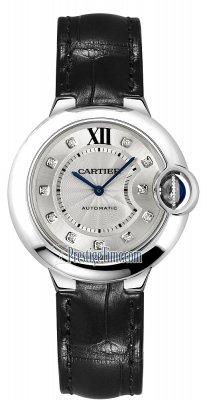 Cartier Ballon Bleu 33mm w4bb0009
