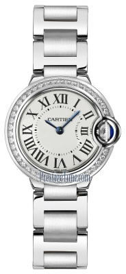 Cartier Ballon Bleu 28mm w4bb0015