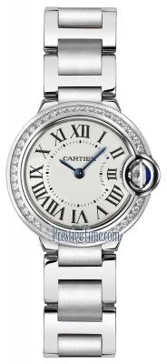 Cartier Ballon Bleu 28mm w4bb0015