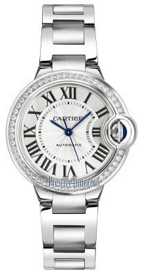 Cartier Ballon Bleu 33mm w4bb0016