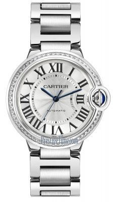 Cartier Ballon Bleu 36mm w4bb0017