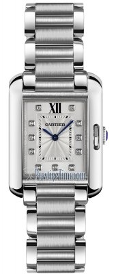 Cartier Tank Anglaise Small w4ta0003