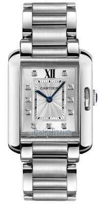 Cartier Tank Anglaise Medium Quartz w4ta0004