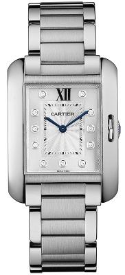 Cartier Tank Anglaise Medium Quartz w4ta0004