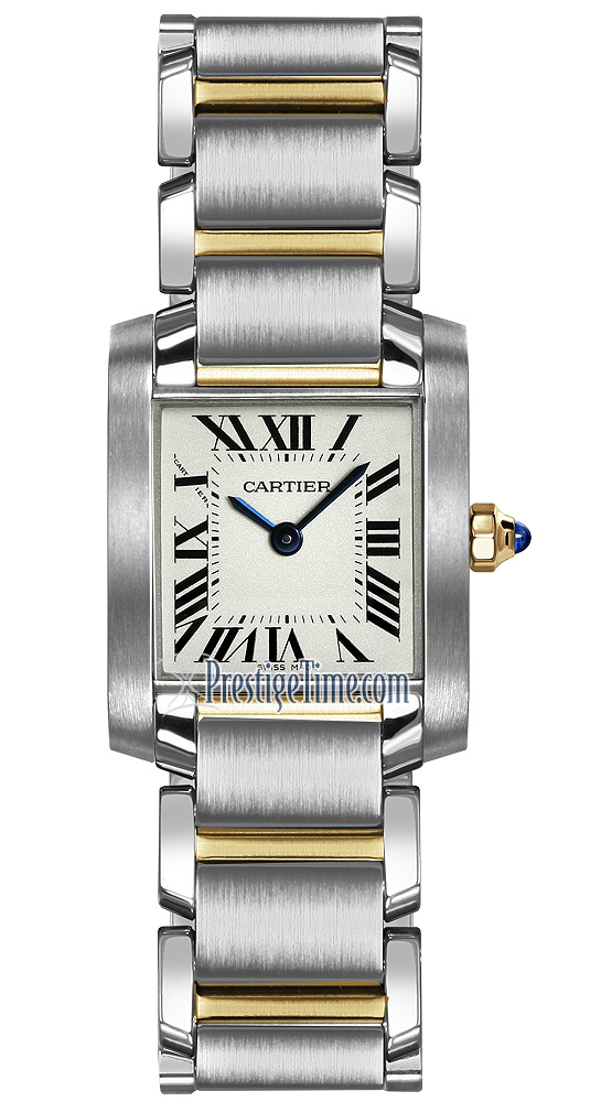 b471fe17fe7f6 Availability. Cartier Tank Francaise Small Ladies Watch
