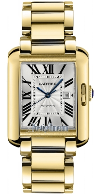 Cartier Tank Anglaise Medium Automatic w5310015