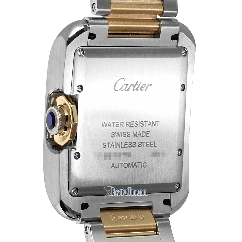 cartier watch serial number year