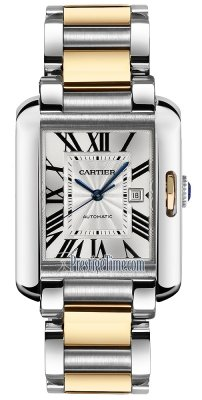 Cartier Tank Anglaise Medium Automatic w5310047