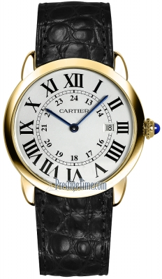 Cartier Ronde Solo Quartz 36mm w6700455