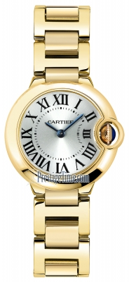 Cartier Ballon Bleu 28mm w69001z2