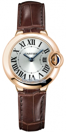 Cartier Ballon Bleu 28mm wgbb0007