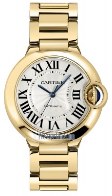 Cartier Ballon Bleu 36mm w69003z2