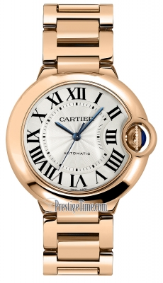 Cartier Ballon Bleu 36mm w69004z2