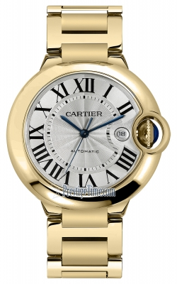 Cartier Ballon Bleu 42mm w69005z2