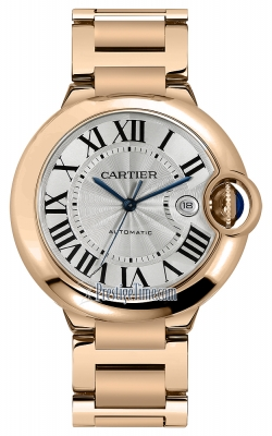 Cartier Ballon Bleu 42mm w69006z2