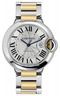 Cartier Ballon Bleu 42mm w69009z3