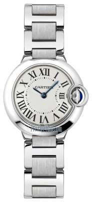 Cartier Ballon Bleu 28mm w69010z4