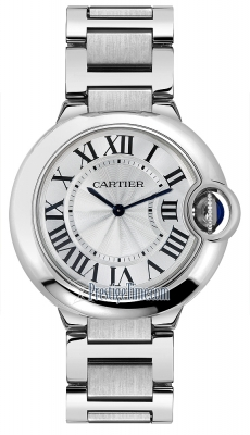 Cartier Ballon Bleu 36mm w69011z4