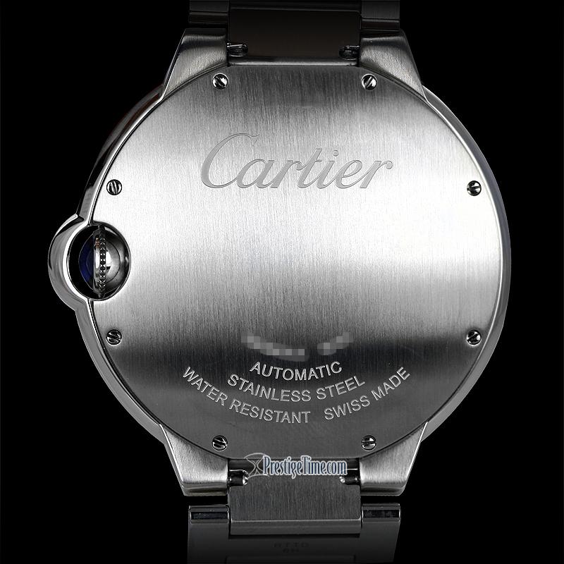 Cartier Ballon Bleu 42mm w69012Z4 · Case Back