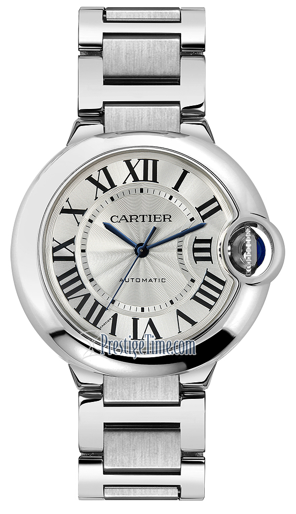 8a55042a9110 Available. Cartier Ballon Bleu 36mm Ladies Watch