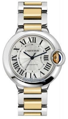 Cartier Ballon Bleu 36mm w2bb0012