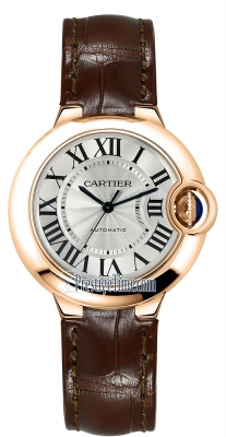 Cartier Ballon Bleu 33mm w6920097