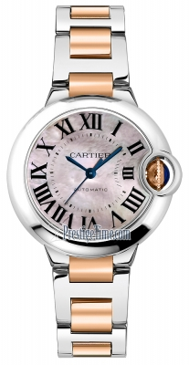 Cartier Ballon Bleu 33mm w6920098