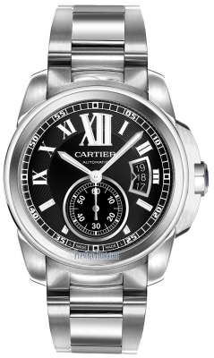 Cartier Calibre de Cartier 42mm w7100016