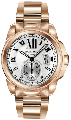 Cartier Calibre de Cartier 42mm w7100018