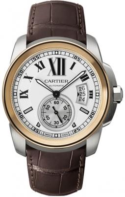 Cartier Calibre de Cartier 42mm w7100039