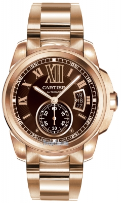 Cartier Calibre de Cartier 42mm w7100040