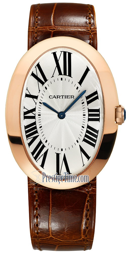 w8000002 cartier baignoire large ladies watch. Black Bedroom Furniture Sets. Home Design Ideas