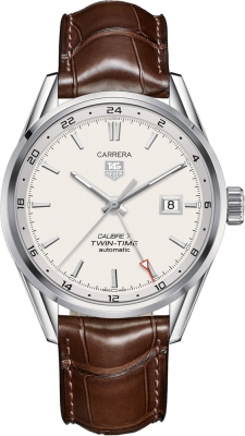 Tag Heuer Carrera Twin Time 41mm war2011.fc6291